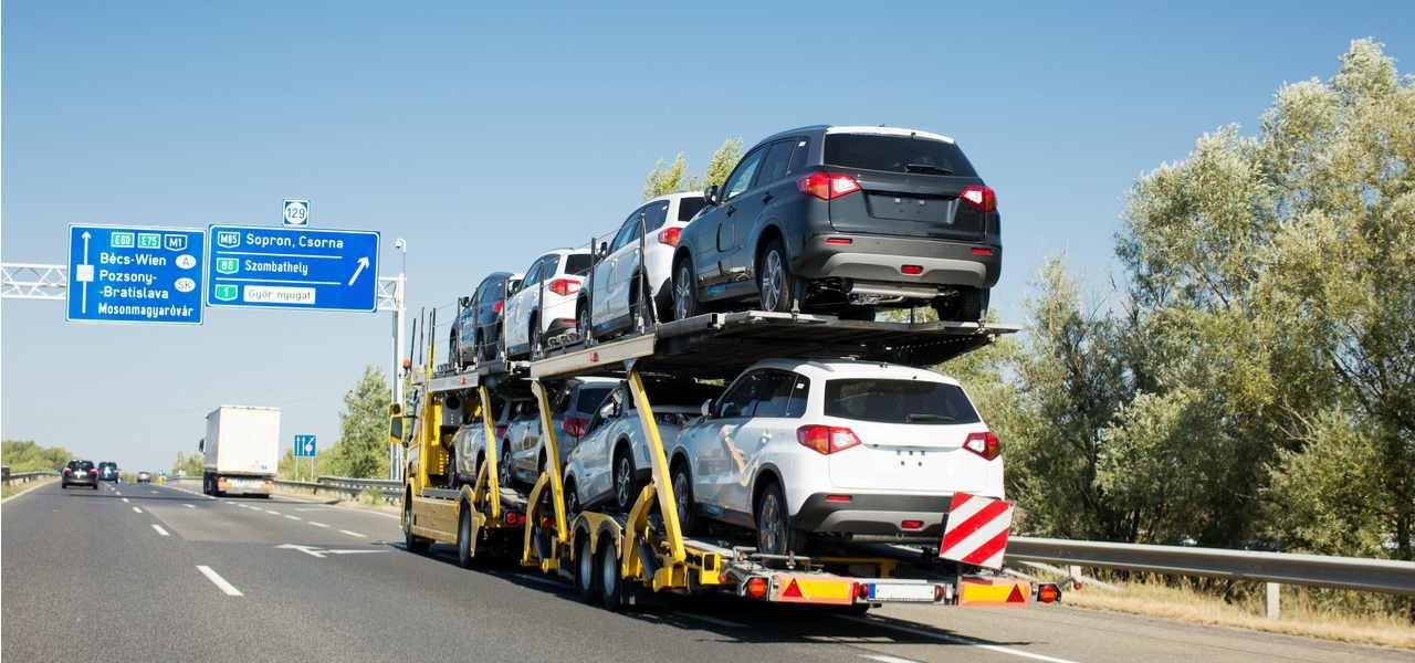 卡车陆运汽车