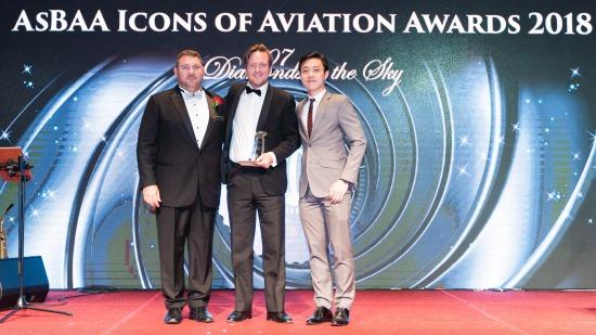 艾尔环球包机公司获得亚洲商务航空协会奖