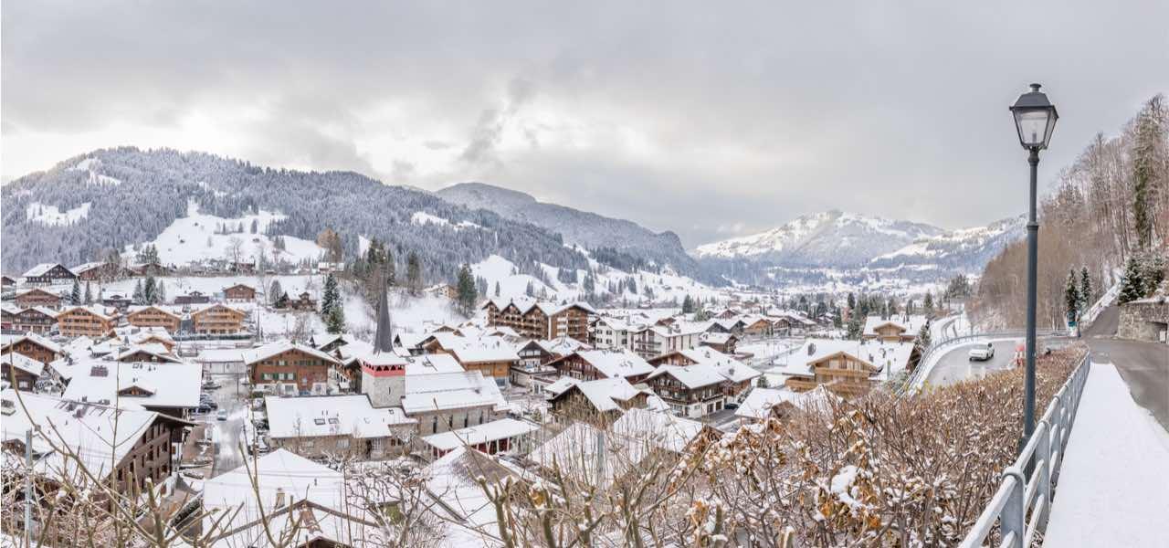 私人包机体验欧洲终极滑雪假期