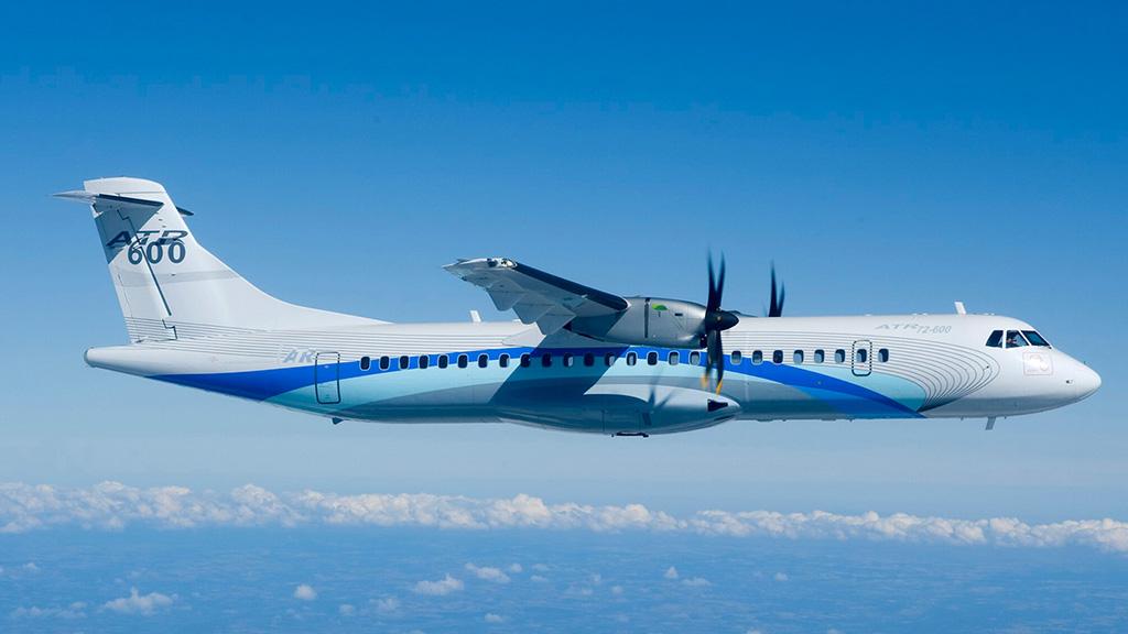 团队包机-区域运输机ATR 72
