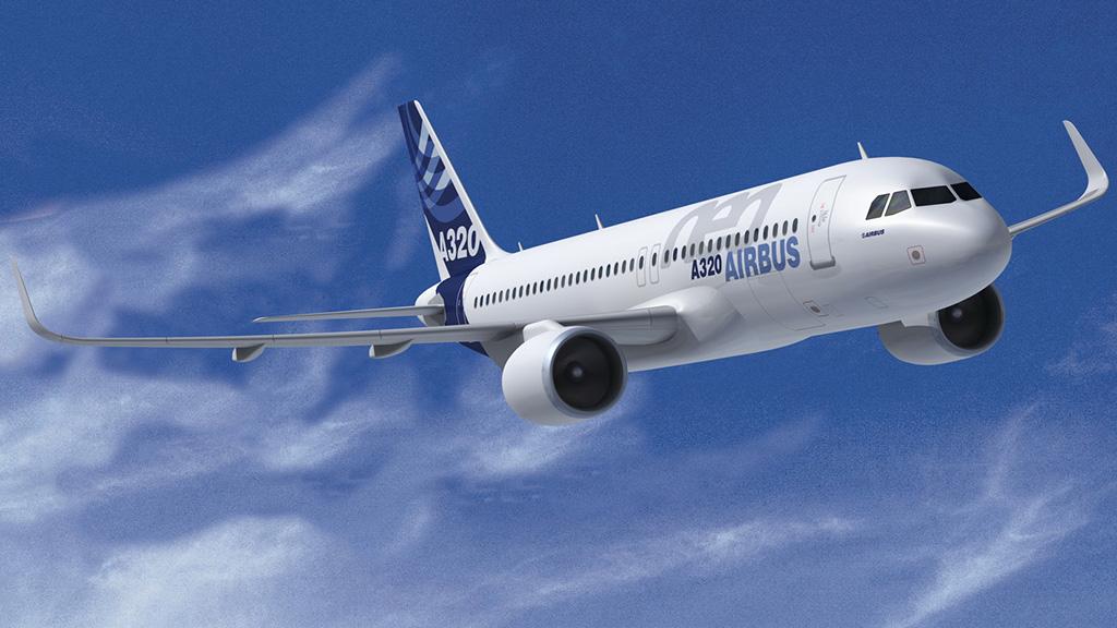 团队包机-空中客车A320-200