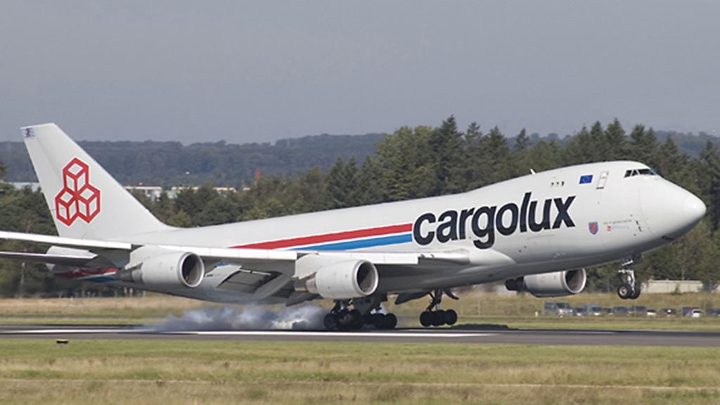 货运包机B747-400F