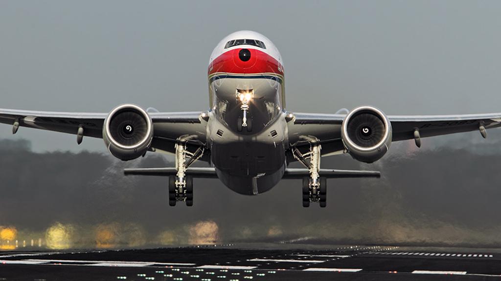 货运包机-波音B777-200F