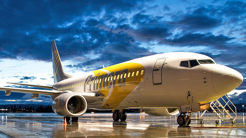团队包机-波音737-300 700