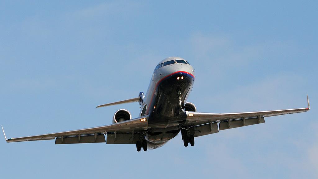 团队包机-庞巴迪CRJ200
