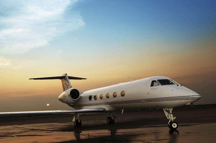 私人飞机-湾流G450