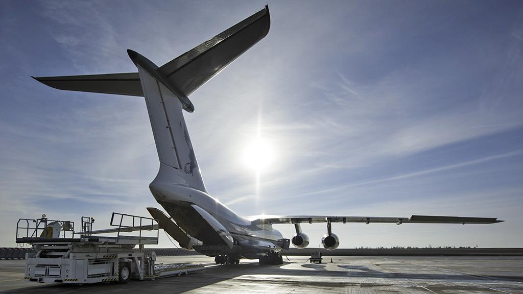 货运包机-伊留申IL-76TF