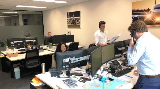 Sydney New Office