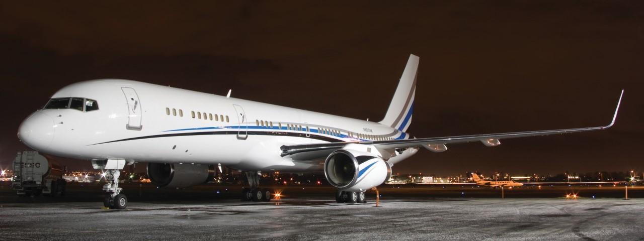 波音757-200 VIP客机 - ACS艾尔环球包机