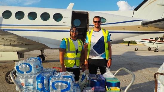 艾尔环球利用空腿航班向巴哈马空运额外援助物资