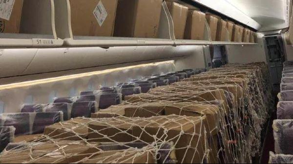 客机改运货